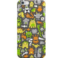 Monsters  iPhone Case/Skin