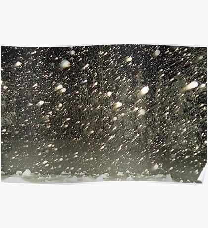 'SnowSwarm' Poster