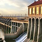 Overholser Dam  by JohnDSmith