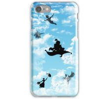 Magic in the Sky iPhone Case/Skin