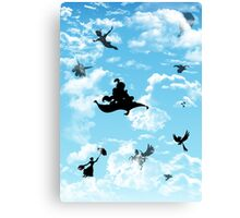 Magic in the Sky Canvas Print