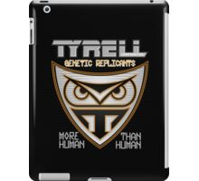 Tyrell Corporation Genetic Replicants  iPad Case/Skin