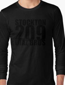 The Diaz Bros Long Sleeve T-Shirt