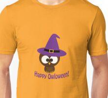 Happy Owloween Unisex T-Shirt