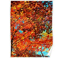 The volume of Autumn Poster