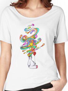 Polar Dreams Women's Relaxed Fit T-Shirt
