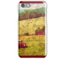 Making Hay iPhone Case/Skin