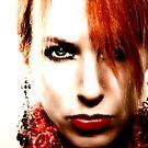 Mean Reds by Jennifer Rhoades