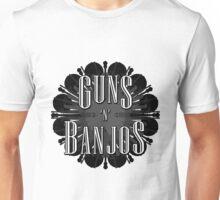 Guns 'N' Banjos Unisex T-Shirt