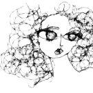 Scribbler Girl 1 by Midori Furze