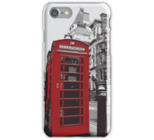London #3 iPhone Case/Skin