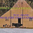 Farm Animals by the57man