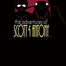 The Adventures of Scott and Antony by thom2maro