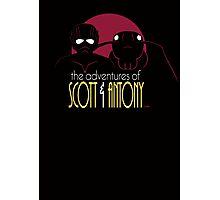 The Adventures of Scott and Antony Photographic Print