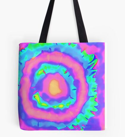 maybe psychedelic Tote Bag