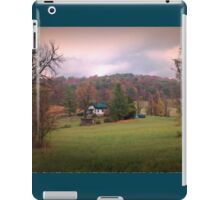 One Room Schoolhouse iPad Case/Skin