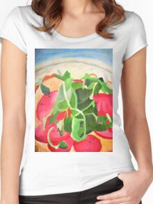 Radish Women's Fitted Scoop T-Shirt
