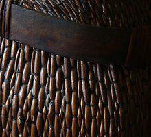 Brown Basket by John Ayo