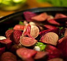Beetroot pre-bake by Philip Werner