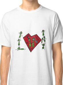 Zombie Wedding Classic T-Shirt