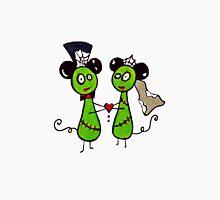 Zombie mouse wedding  Unisex T-Shirt