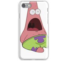 Patrick Star Shocked Tumblr iPhone Case/Skin
