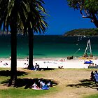 Balmoral Beach by nigelphoto