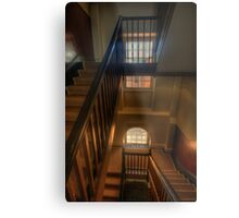 Upstairs Downstairs - Hyde Park Barracks -The HDR Experience Metal Print