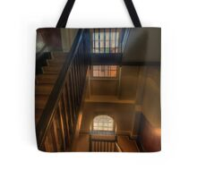 Upstairs Downstairs - Hyde Park Barracks -The HDR Experience Tote Bag