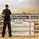 No Need to Read at the Demolition Derby by Bryan D. Spellman