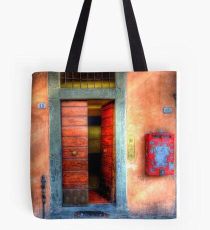 SIENA STREET Tote Bag