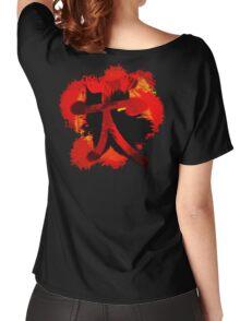 Street Fighter - Akuma - Shun Goku Satsu Women's Relaxed Fit T-Shirt