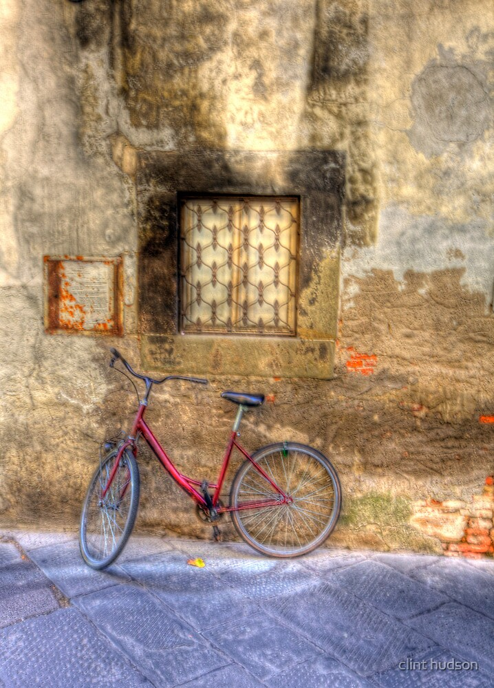SPOT THE BICYCLE by clint hudson