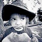 ...watermelon... by Geoffrey Dunn