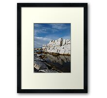 Cap D'Antibes Framed Print