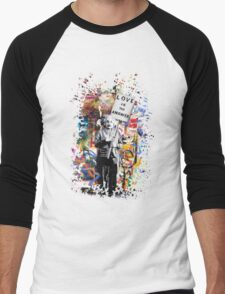 Albert Einstein Genius Banksy Inspiration Graffiti Street Art Mashup  T-Shirt