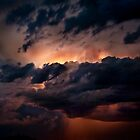 Dreams of a Sky on Fire by Tony Lin
