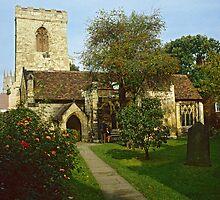 Holy Trinity Church, York, UK. by David A. L. Davies