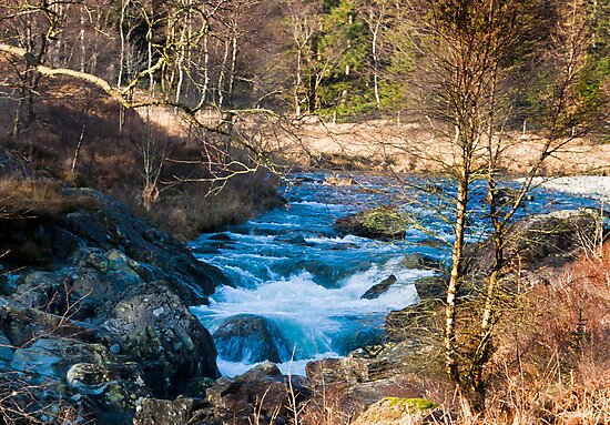 River Duddon above Birks Bridge by Trevor Kersley
