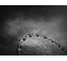 storm rider Photographic Print