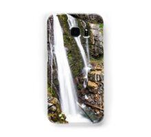 Ueble Schlucht Austria XIII B&W Samsung Galaxy Case/Skin