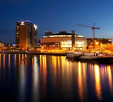Lagan Side View by Max Brown