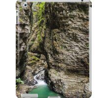 Ueble Schlucht Austria XII iPad Case/Skin