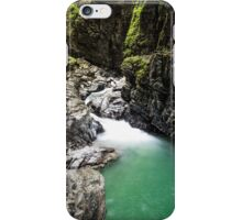 Ueble Schlucht Austria X iPhone Case/Skin