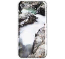 Ueble Schlucht Austria IX iPhone Case/Skin