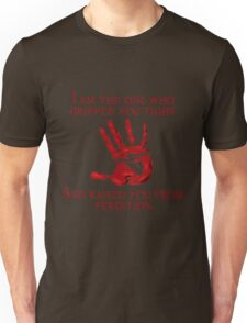 Supernatural Handprint  Unisex T-Shirt