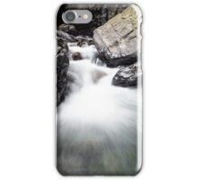Ueble Schlucht Austria VIII iPhone Case/Skin