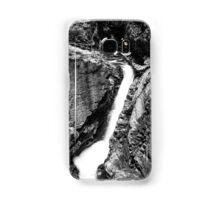 Ueble Schlucht Austria VII B&W Samsung Galaxy Case/Skin