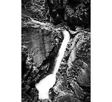 Ueble Schlucht Austria VII B&W Photographic Print