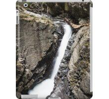 Ueble Schlucht Austria VII iPad Case/Skin